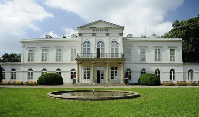 Národopisné muzeum seznamuje s životem na venkově v době od 18. do poloviny 20. století