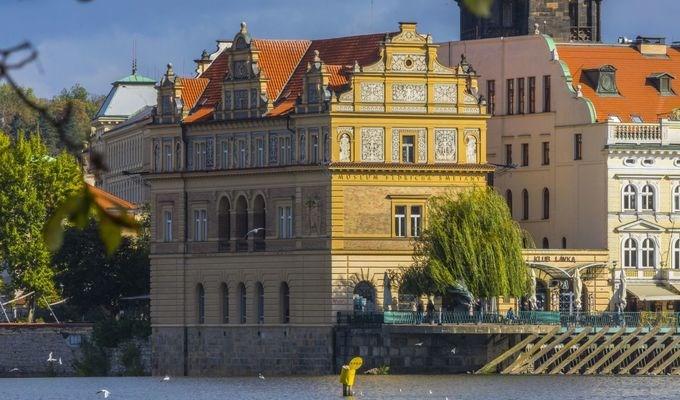 V Muzeu Bedřicha Smetany jsou mimo jiné notové rukopisy či deníky skladatele