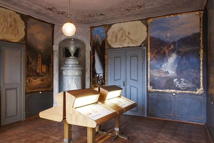 Poštovní muzeum vám umožní poznat dějiny pošty, cestování i telegrafu