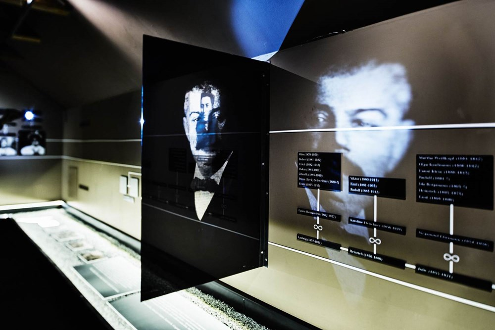 Popis: Muzeum Franze Kafky v Praze.