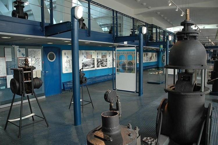 V muzeu můžete nahlédnout do historického vývoje pražského vodárenství