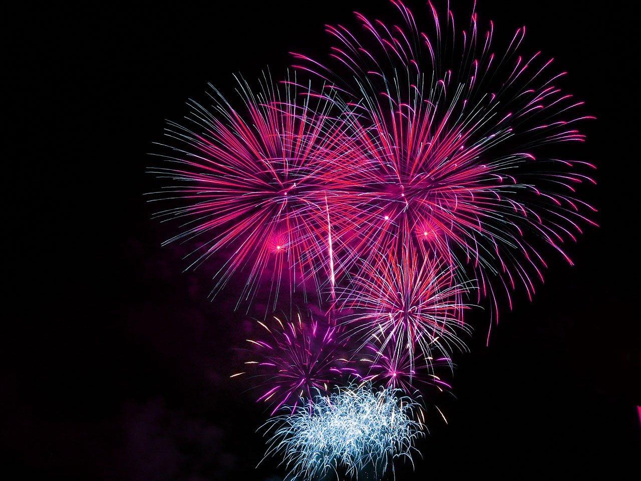Novoroční ohňostroj v Hradci připomene období první republiky