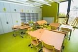 Škola v Újezdě má novou družinu s jídelnou