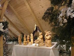 Pravou vánoční atmosféru vám vykouzlí výstava betlémů