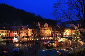 Krušnohorský vánoční jarmark v Nejdku nabídne i soutěže pro děti
