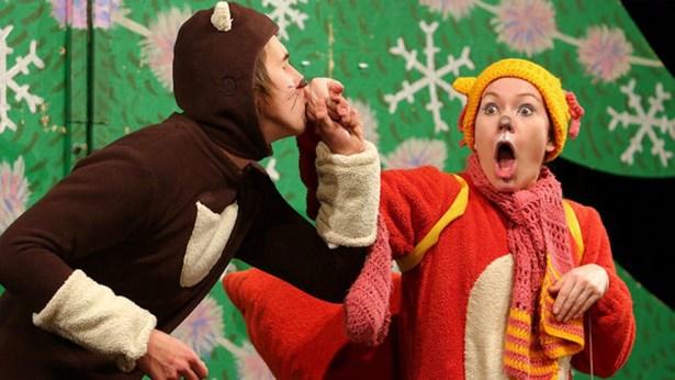 Popis: Pohádka Vánoční hvězda.