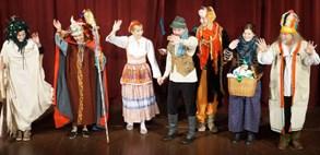 Liduščino divadlo zahraje v Benešově Pohádkový Betlém