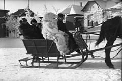 V�stava p�ibli�uje �ivot obyvatel Kru�noho�� v zimn�m obdob� od druh� poloviny 19. stolet� do poloviny 20. stolet�