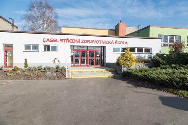 Popis: Střední zdravotnická škola AGEL Ostrava.