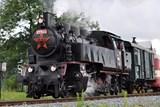 Rekonstrukce slavného návratu T. G. Masaryka z exilu vlakem
