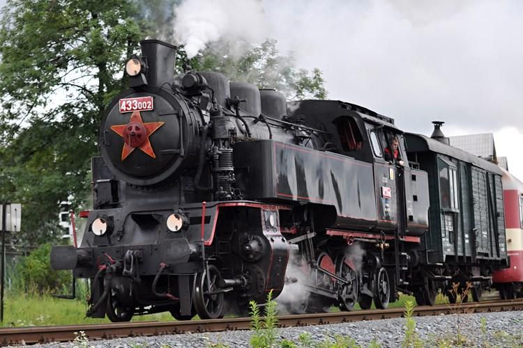 Den s CZ LOKO nabídne možnost svézt se parní lokomotivou či šlapací drezínou