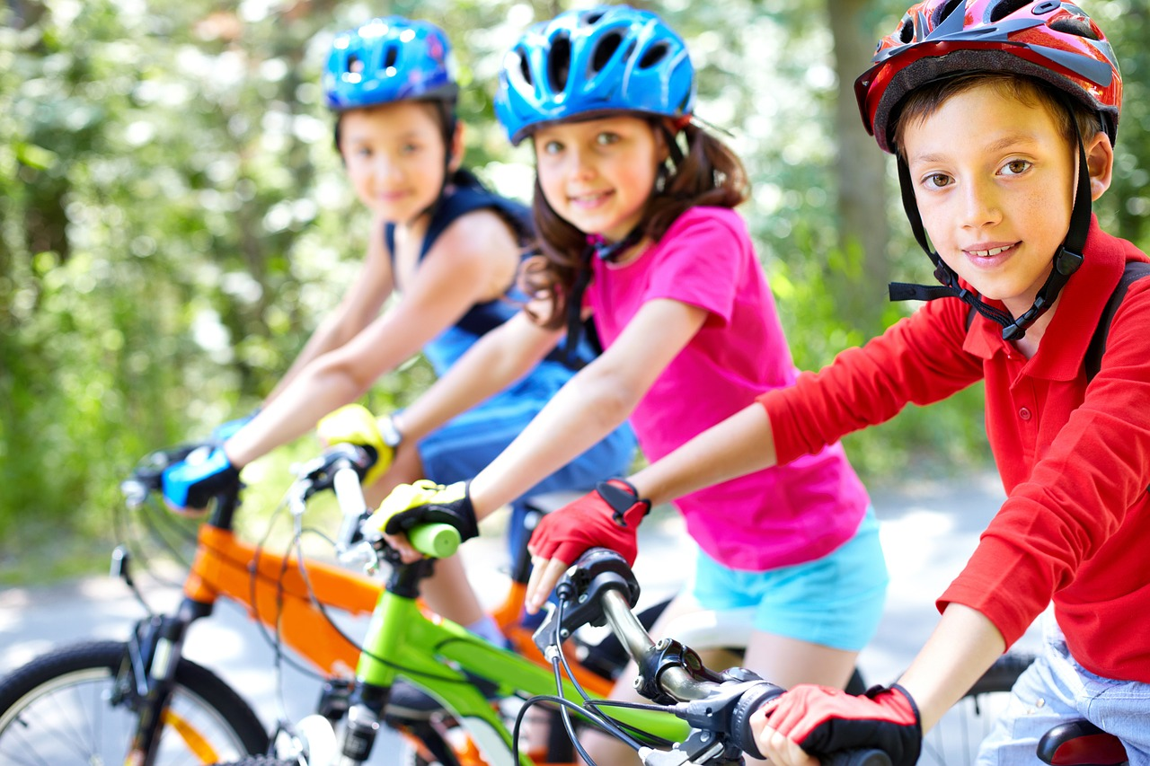 Bezpečná jízda na kole začíná už jeho kontrolou před vyjetím