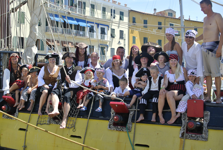 La Grace je hračka pro malé i velké, říká kapitán pirátské plachetnice