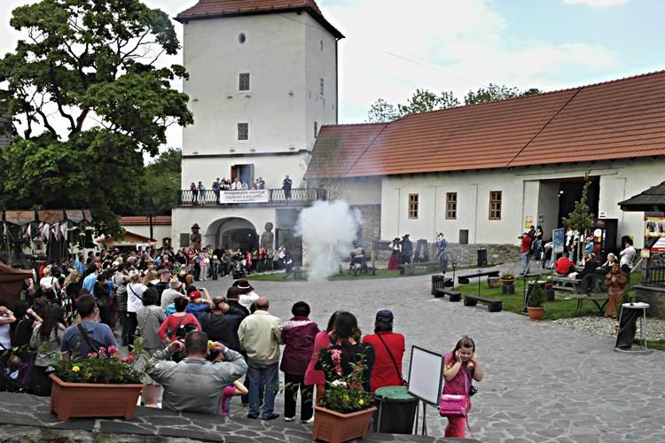 Slezskoostravský hrad nabízí spoustu akcí i stálé expozice