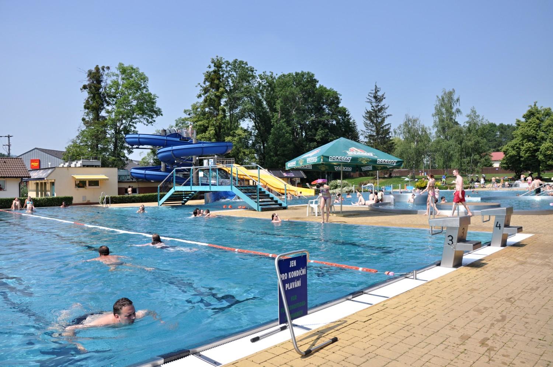 Frenštátský aquapark otevírá sezónu v pondělí 8. června