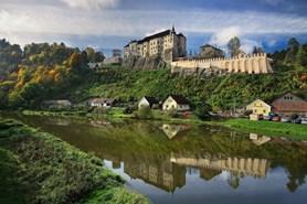 Víkend v historických kostýmech na hradě Šternberk