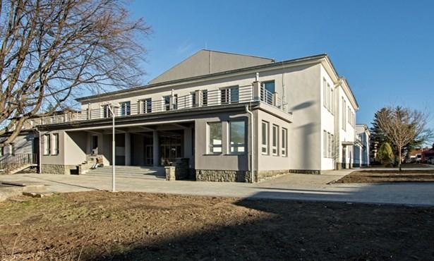 Popis: Městská knihovna ve Frenštátě pod Radhoštěm.