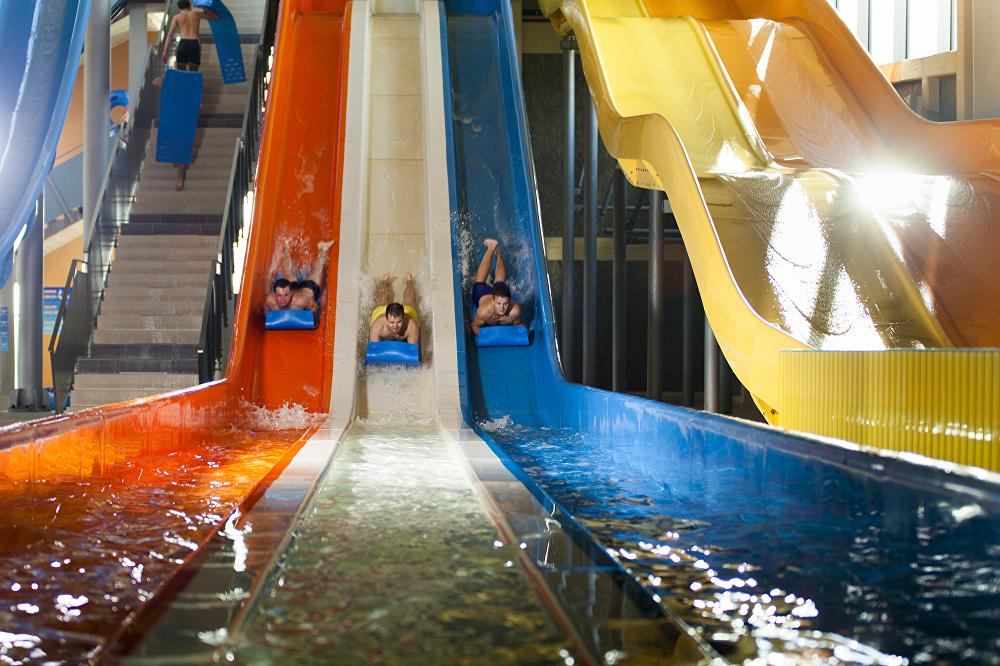 Aqualand Moravia je nejnavštěvovanějším mimopražským cílem v republice, prvenství obhájil i v kraji