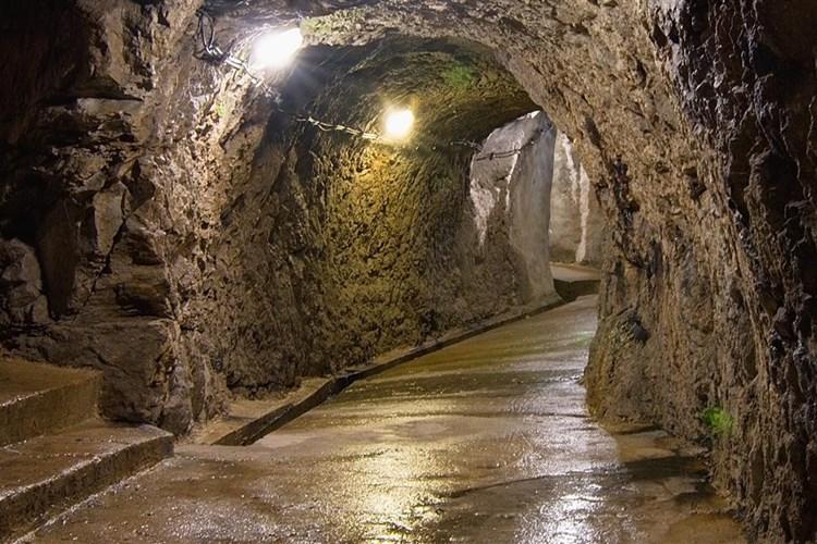 Jihlavské podzemí zaujímá plochu 50 tisíc metrů čtverečních. Jde o významnou památku města
