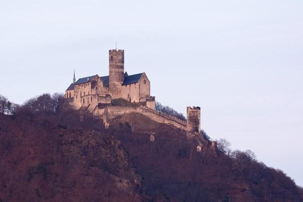 Popis: Státní hrad Bezděz.