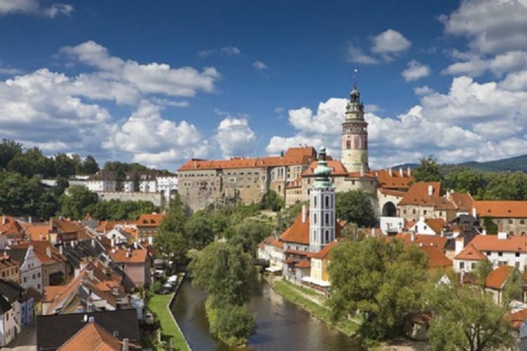 Perla jednoho z nejkrásnějších měst v Česku. To je zámek Český Krumlov