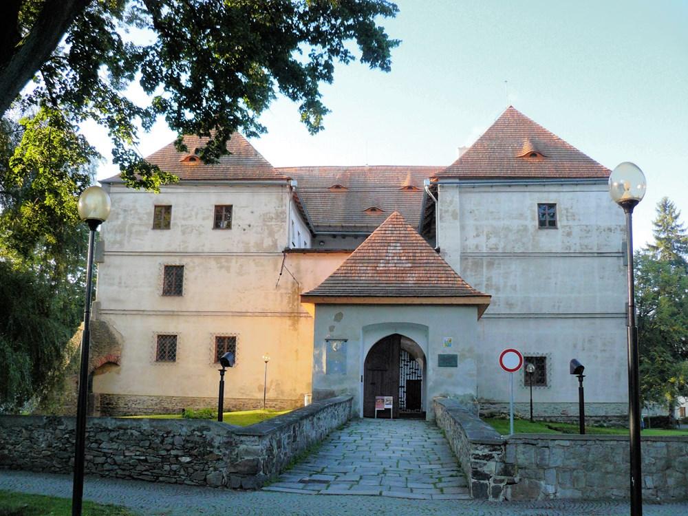 Vlastivědné muzeum Jesenicka.