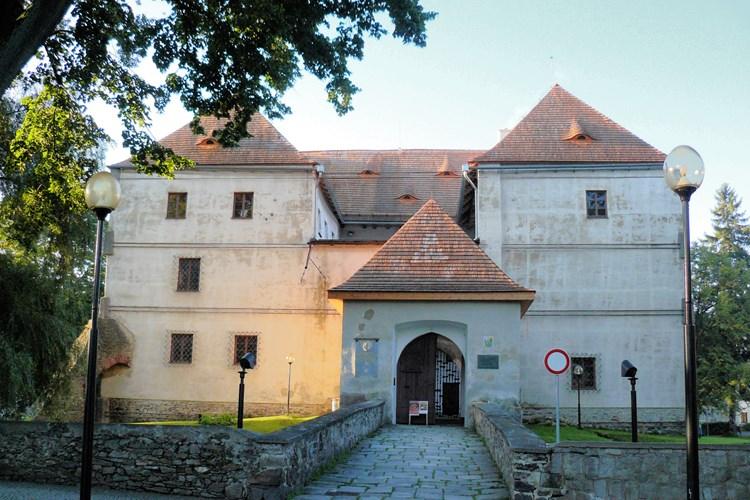Vlastivědné muzeum Jesenicka navštěvují turisté i lázeňští hosté