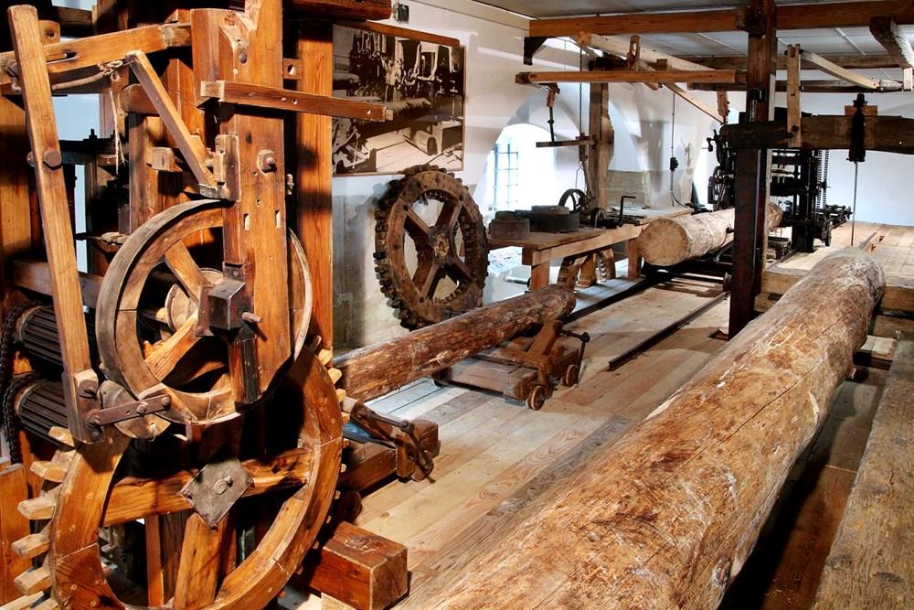 Popis: Muzeum řemesel v Letohradu.