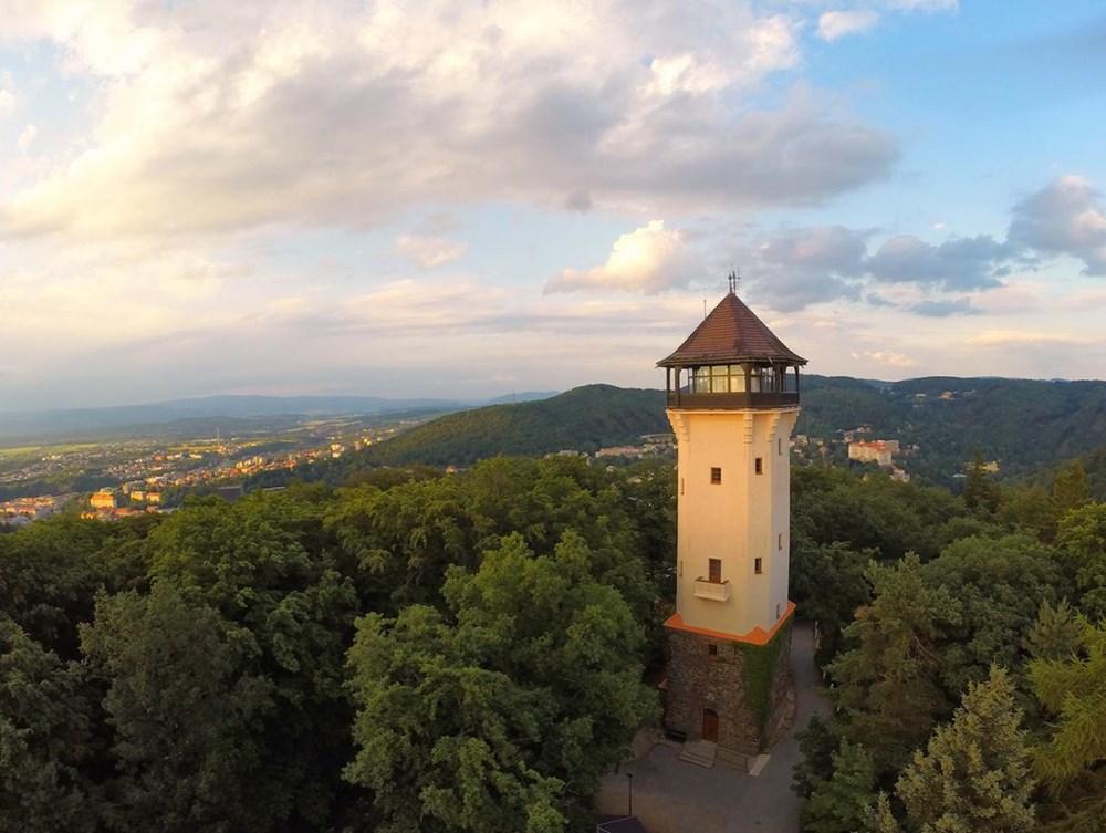 Rozhledna Diana Karlovy Vary.