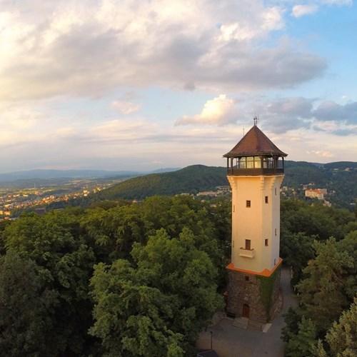Rozhledna Diana Karlovy Vary