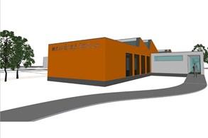 Zlínská nemocnice chce postavit zaměstnaneckou školku