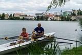 Na rybníku Vajgar poměří síly veslaři z celé republiky