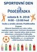 Sportovní den s Poděbradkou nabídne lezeckou stěnu či jízdu na koni