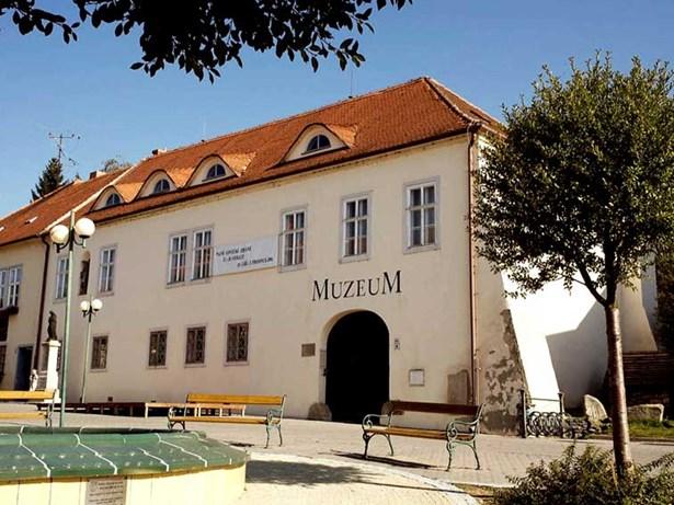 Popis: Muzeum ve Šlapanicích.