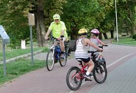 Cyklisté mohou z Těšína bezpečně do Beskyd