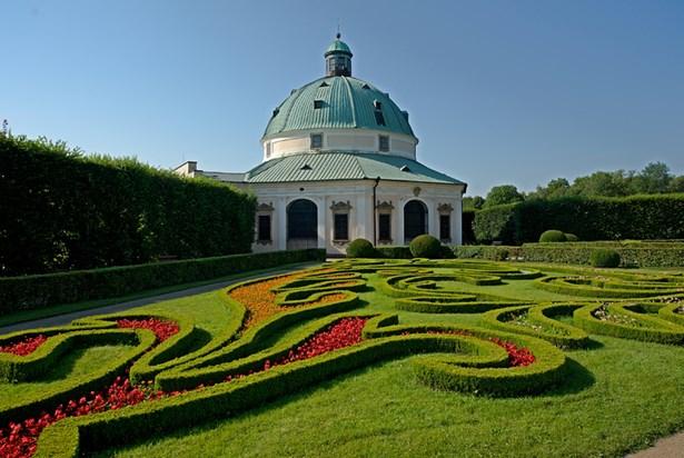 Popis: Květná zahrada v Kroměříži.