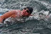 Olomoucký rodák jako první Čech překonal Severní kanál, nejtěžší plaveckou výzvu na světě