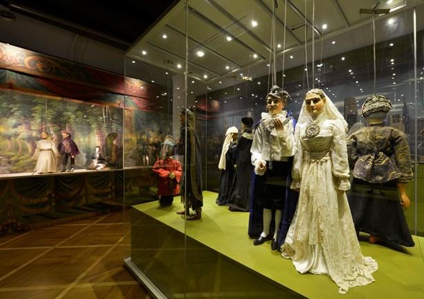 Popis: Muzeum loutkářských kultur v Chrudimi.