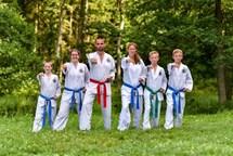 Začněte nový školní rok s bojovým uměním taekwon-do