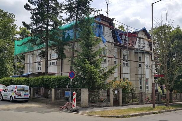 Popis: Dětský domov v České Lípě.