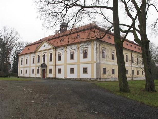 Popis: Městské muzeum v Chotěboři.