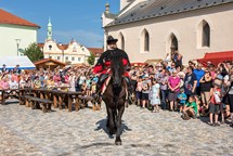Šumavské Kašperské Hory se připojí k oslavám 100 let republiky