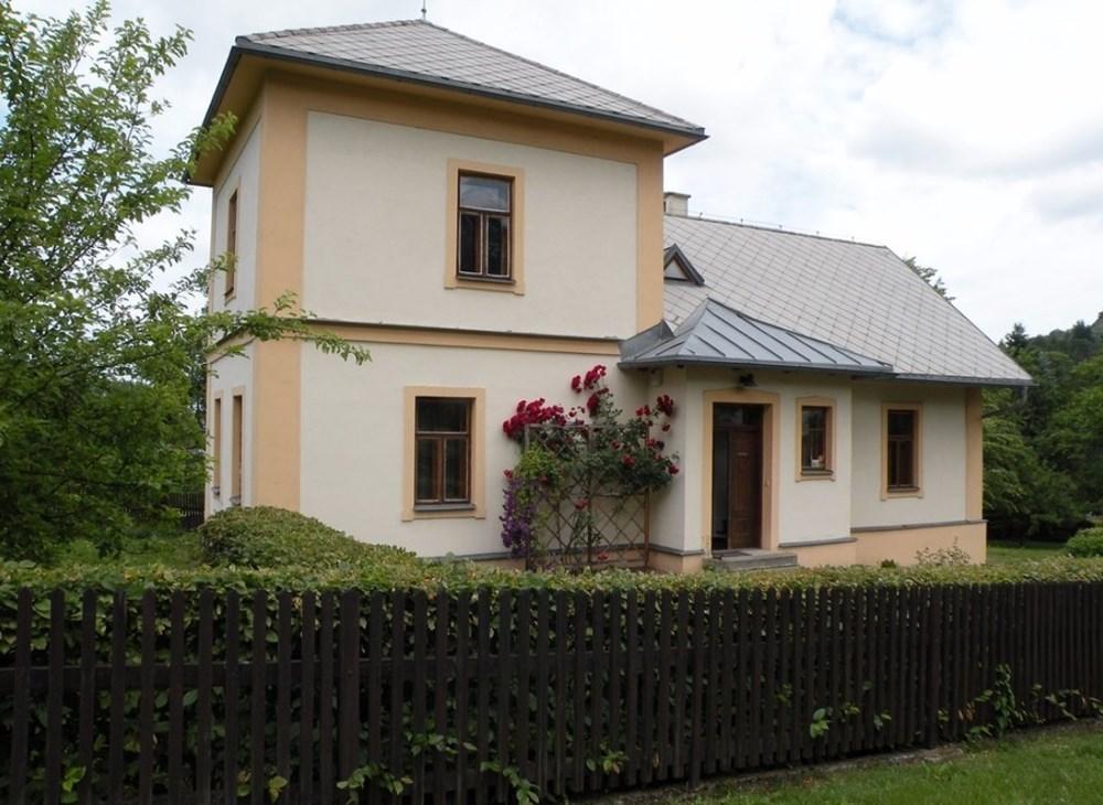 Popis: Dům, ve kterém žil Leoš Janáček.