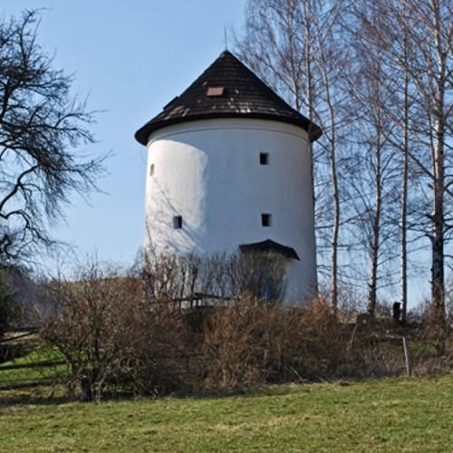 Větrný mlýn Dolní Slenov