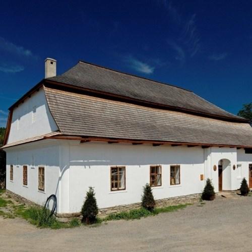 Areál Fojtství v Kozlovicích a Obecná škola
