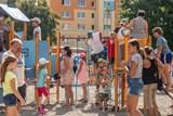 Děti v České Lípě si mohou hrát na novém Rákosníčkově hřišti