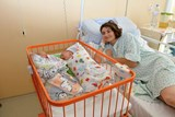 Uherskohradišťská nemocnice zaznamenala v červenci rekord v počtu narozených dětí