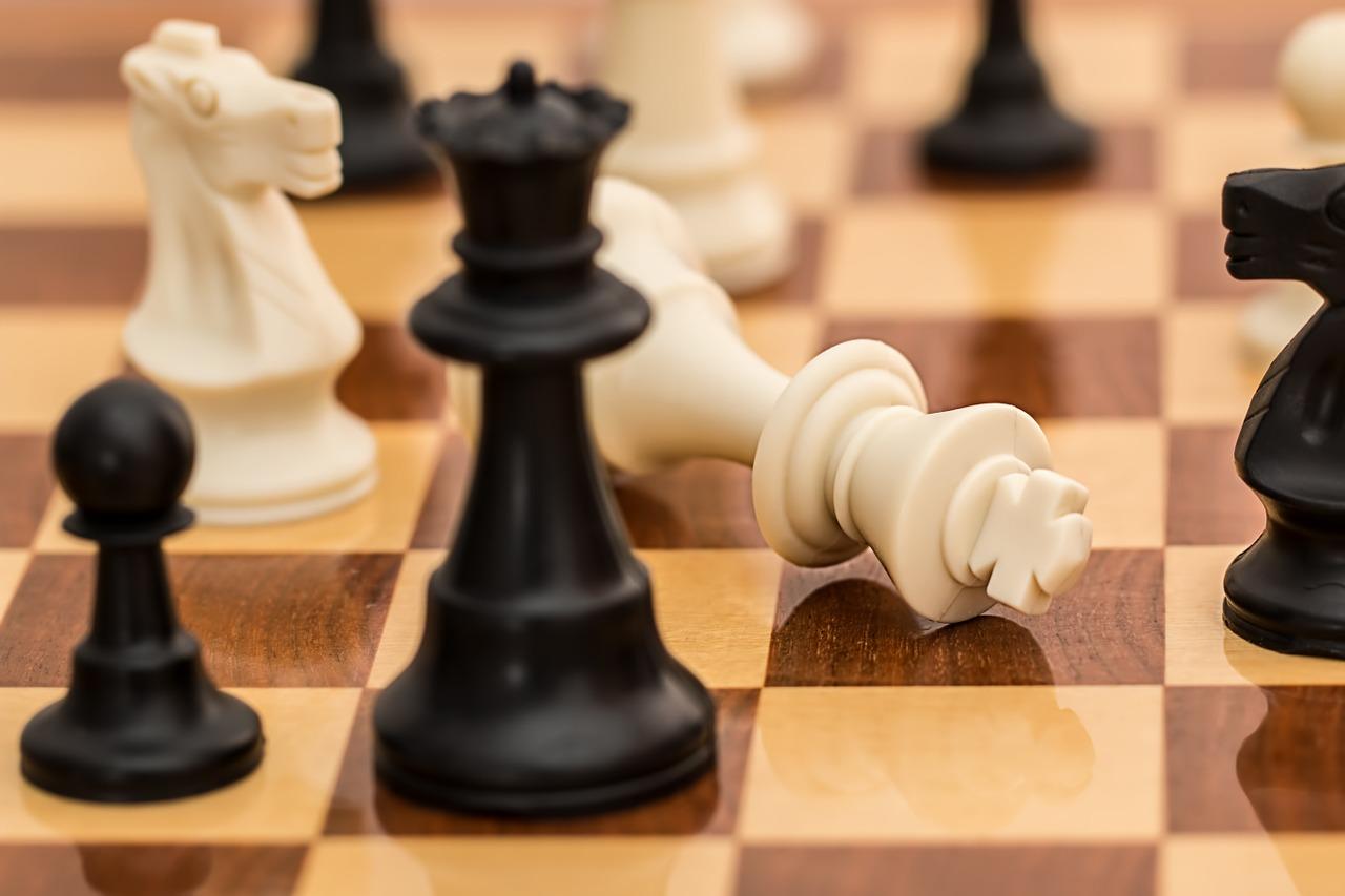 Šachy rozvíjejí logické myšlení. Hrají je miliony lidí