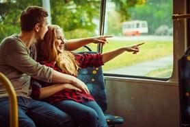 V Teplicích se můžete svézt historickými vyhlídkovými trolejbusy