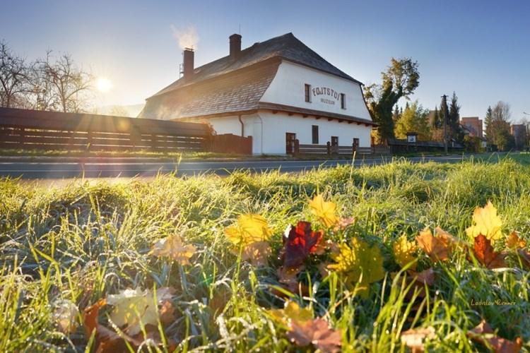 Muzeum Fojtství je rodištěm Ignáce Šustaly. Sestrojil tady první bryčky
